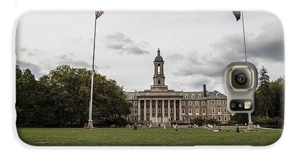Old Main Penn State Wide Shot  Galaxy S6 Case by John McGraw
