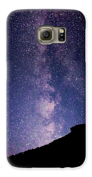Old Man Milky Way Memorial Galaxy S6 Case