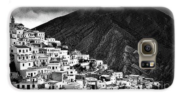 Olympos. Karpathos Island Greece Galaxy S6 Case
