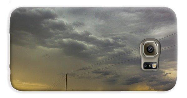 Nebraskasc Galaxy S6 Case - On My Way To Wray Colorado 011 by NebraskaSC