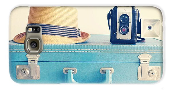 Travel Galaxy S6 Case - On The Road by Colleen VT