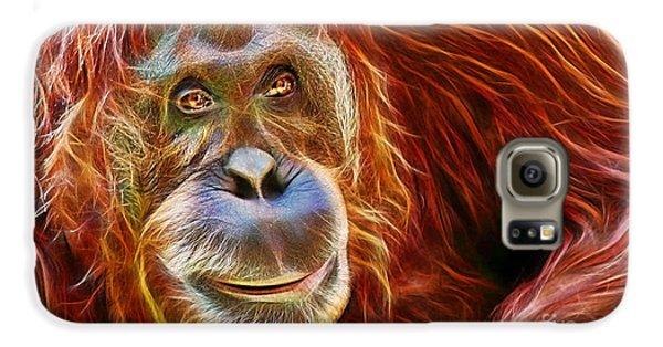 Orangutan Collection Galaxy S6 Case