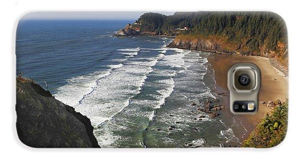 Oregon Coast No 1 Galaxy S6 Case