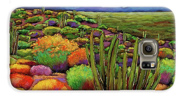 Landscape Galaxy S6 Case - Organ Pipe by Johnathan Harris