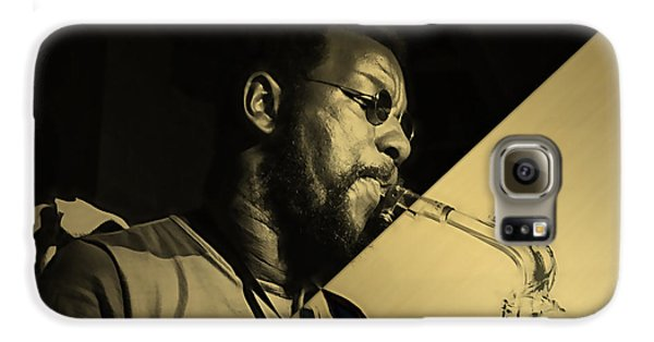 Ornette Coleman Collection Galaxy S6 Case