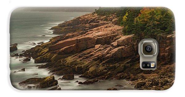 Otter Cliffs Galaxy S6 Case