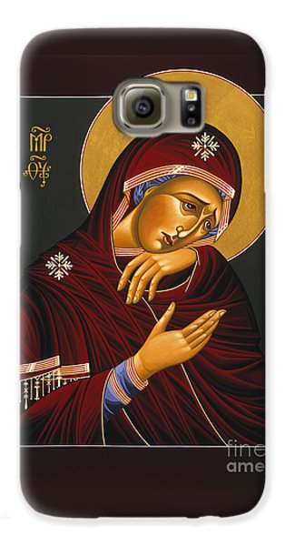 Our Lady Of Sorrows 028 Galaxy S6 Case