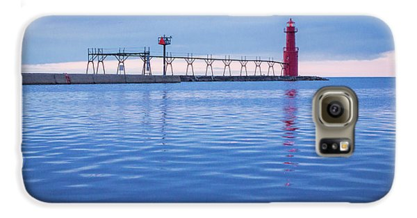 Galaxy S6 Case featuring the photograph Out Of The Blue by Bill Pevlor