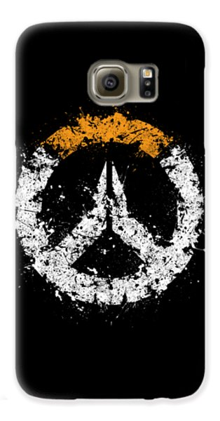 049582805 Overwatch Galaxy S6 Case - Overwatch by Jonathon Summers