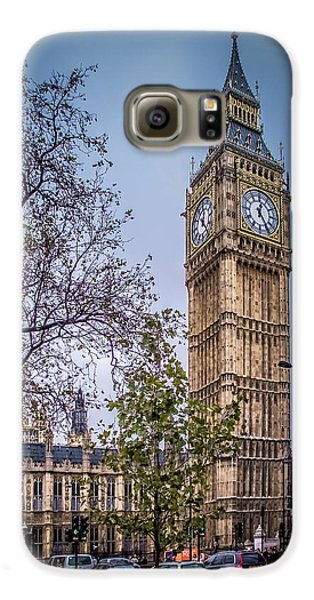 Palace Of Westminster London Galaxy S6 Case