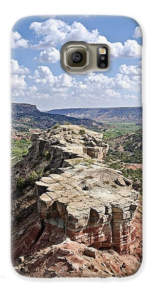 Palo Duro Canyon Galaxy S6 Case