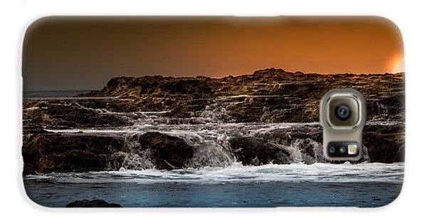 Palos Verdes Coast Galaxy S6 Case