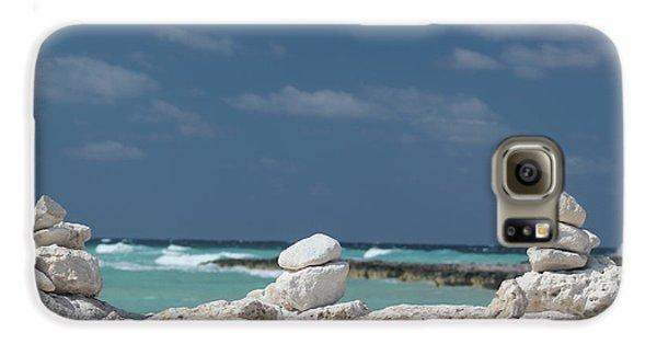 Paradise Island Galaxy S6 Case