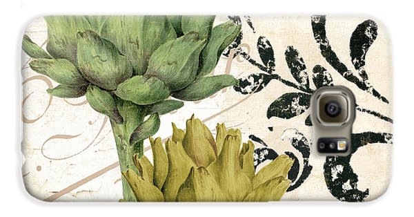 Paris Artichokes Galaxy S6 Case by Mindy Sommers