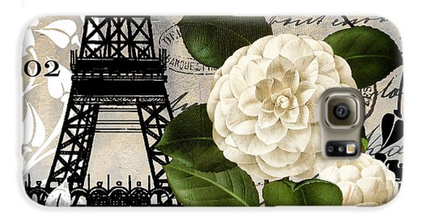 Paris Blanc I Galaxy S6 Case