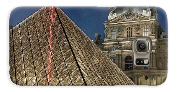 Paris Louvre Galaxy S6 Case