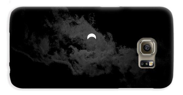 Partial Eclipse Galaxy S6 Case