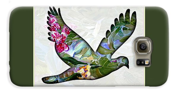 Peace For Peace Galaxy S6 Case by Mindy Newman