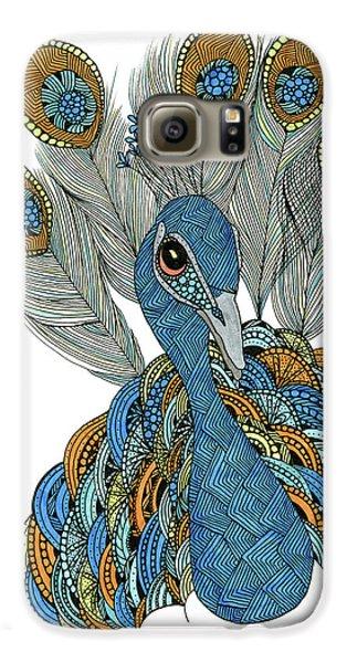 Peacock Galaxy S6 Case