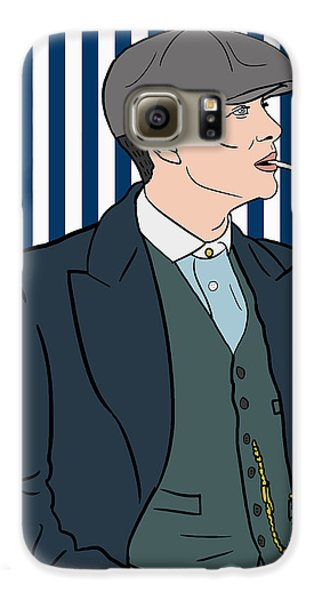 Peaky Blinders Galaxy S6 Case by Nicole Wilson