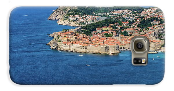 Pearl Of The Adriatic, Dubrovnik, Known As Kings Landing In Game Of Thrones, Dubrovnik, Croatia Galaxy S6 Case