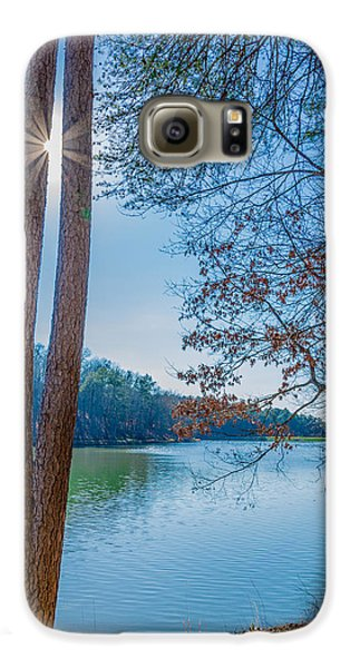 Peeping Sun Galaxy S6 Case