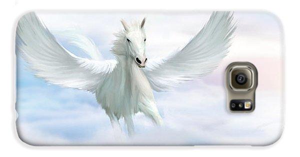 Pegasus Galaxy S6 Case - Pegasus by John Edwards