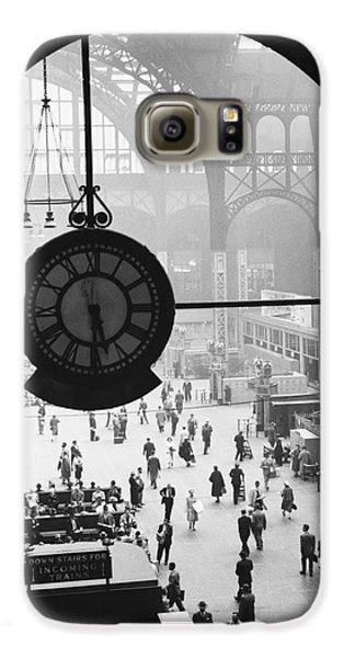 Penn Station Clock Galaxy S6 Case