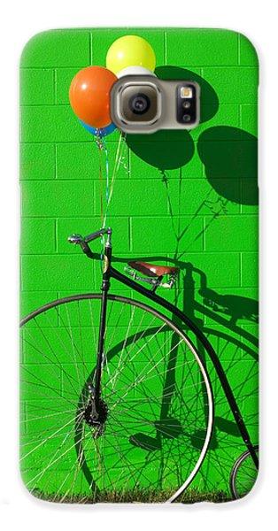 Penny Farthing Bike Galaxy S6 Case
