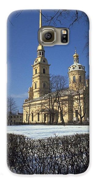 Peter And Paul Cathedral Galaxy S6 Case by Travel Pics
