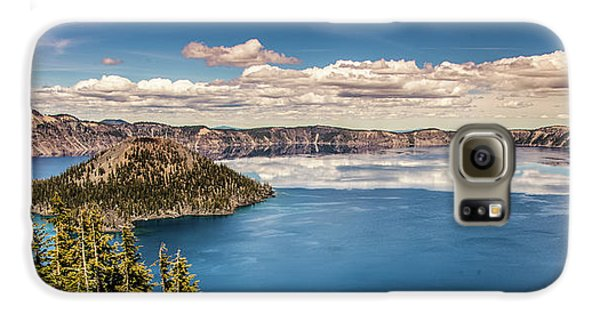 Crater Lake Galaxy S6 Case