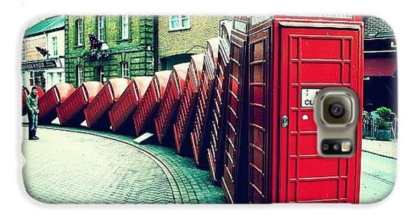 #photooftheday #london #british Galaxy S6 Case by Ozan Goren