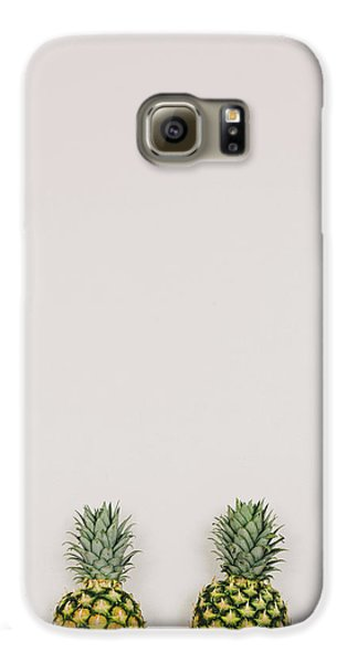 Pineapples Galaxy S6 Case