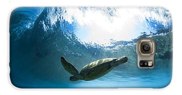 Pipe Turtle Glide Galaxy S6 Case