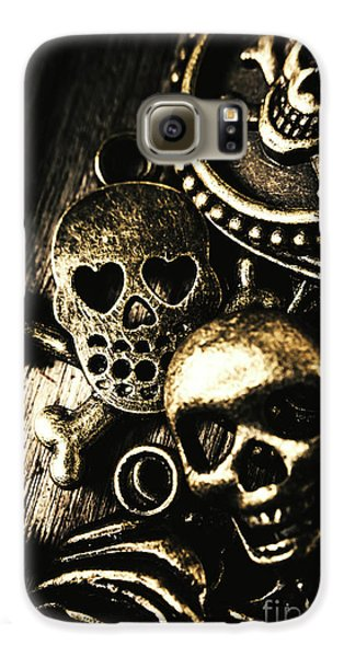 Galaxy S6 Case featuring the photograph Pirate Treasure by Jorgo Photography - Wall Art Gallery