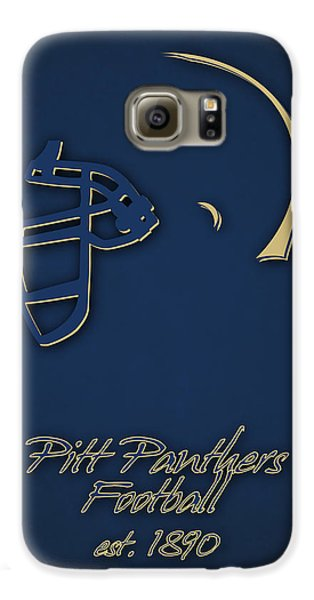 Pitt Panthers Galaxy S6 Case by Joe Hamilton