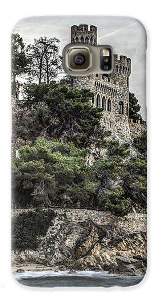 Plaja Castle, Lloret De Mar Galaxy S6 Case