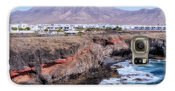 Canary Galaxy S6 Case - Playa Blanca - Lanzarote by Joana Kruse