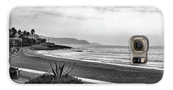 Playa Burriana, Nerja Galaxy S6 Case