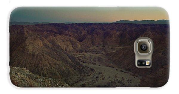 Desert Galaxy S6 Case - Please Stay Just A Little Bit Longer by Laurie Search