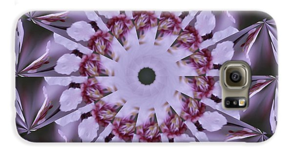 Galaxy S6 Case featuring the photograph Plum Tree Kaleidoscope by Bill Barber