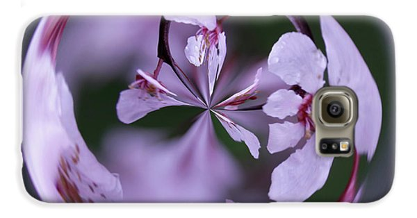 Galaxy S6 Case featuring the photograph Plum Tree Orb by Bill Barber