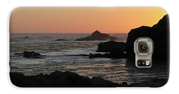 Point Lobos Sunset Galaxy S6 Case by David Chandler