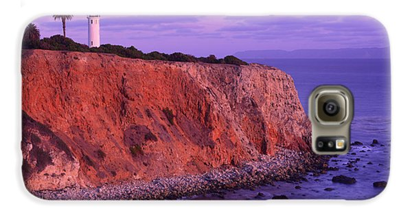 Point Vicente Lighthouse - Point Vicente - Orange County Galaxy S6 Case