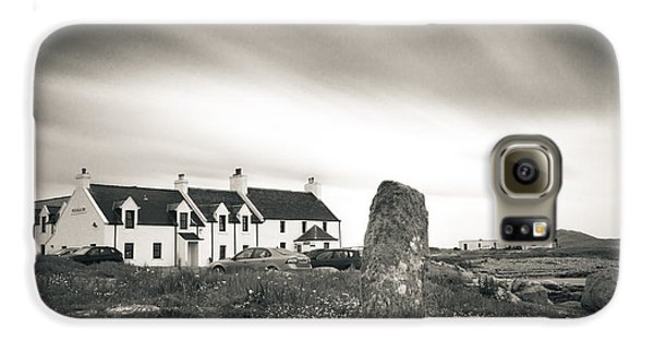 Pollochar Inn And Standing Stone Galaxy S6 Case