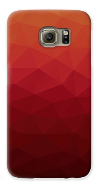 Abstract Galaxy S6 Case - Polygon by Mike Taylor
