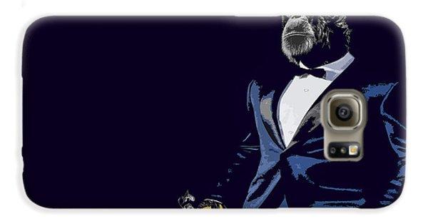 Pop Fiction Galaxy S6 Case by Paul Neville
