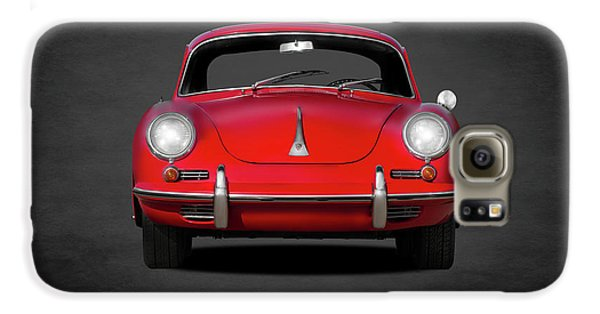Galaxy S6 Case - Porsche 356 by Mark Rogan
