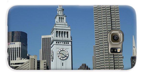 Port Of San Francisco Galaxy S6 Case