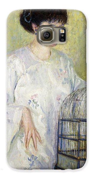 Portrait Of Madame Frieseke Galaxy S6 Case